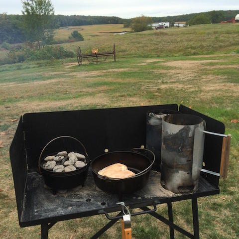 Cast Iron Cook Off