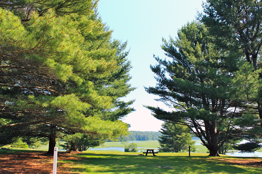 rv parks in maine